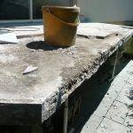 travaux terrasse cassée