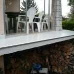 rénovation bordure maison
