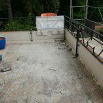 balcon entretien