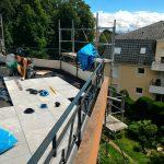 travaux balcon
