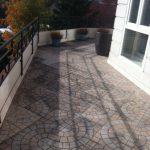 terrasse réalisation eriane